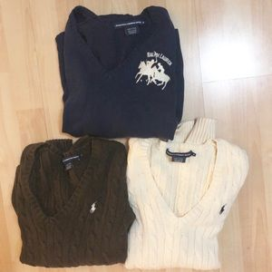 *Accepting Offers* Ralph Lauren Sweater(s) - 3!!!